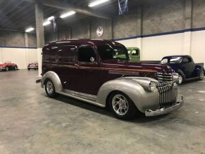 1947 Chevrolet Panel Wagon