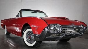 1962 Ford Thunderbird